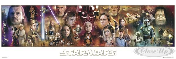 Star-Wars-Poster-Complete-Collage-und-ein-Uberraschungsposter-geschenkt