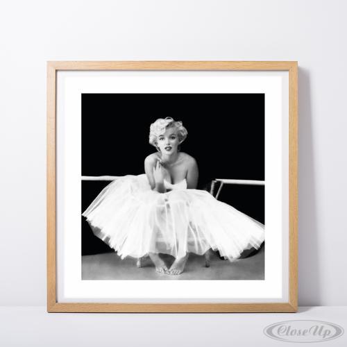 marilyn monroe ballet dancer und ein berraschungsposter geschenkt. Black Bedroom Furniture Sets. Home Design Ideas