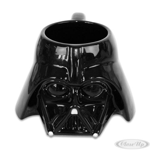 star wars tasse darth vader 3 d tasse shaped mug. Black Bedroom Furniture Sets. Home Design Ideas