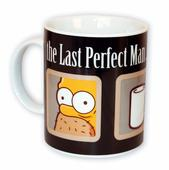 The Simpsons Tasse The Last Perfect Man