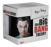 The Big Bang Theory Tasse Sheldon Bazinga!