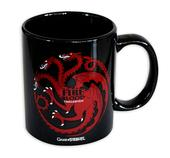 Game of Thrones Tasse Fire and Blood (Targaryen)