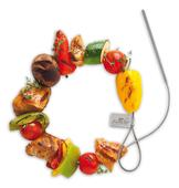 FireWire flexible Grill Skewer