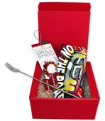 "Gift set ""BBQ on the Road"", for grill master"