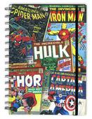 Cahier Marvel DIN A5 style r&eacutet