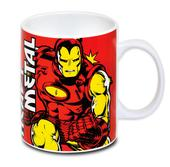 Iron Man Mug Marvel Comic