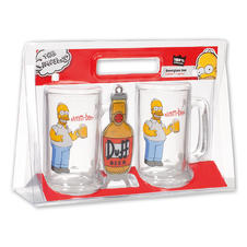 The Simpsons Bierkrüge Homer