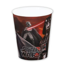 Star Wars 3D-Lentikular-Becher