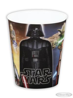 Star Wars 3D-Lentikular-Becher Saga