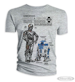 Star Wars T-Shirt Haynes