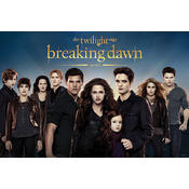Twilight Breaking Dawn 2 Poster Cast