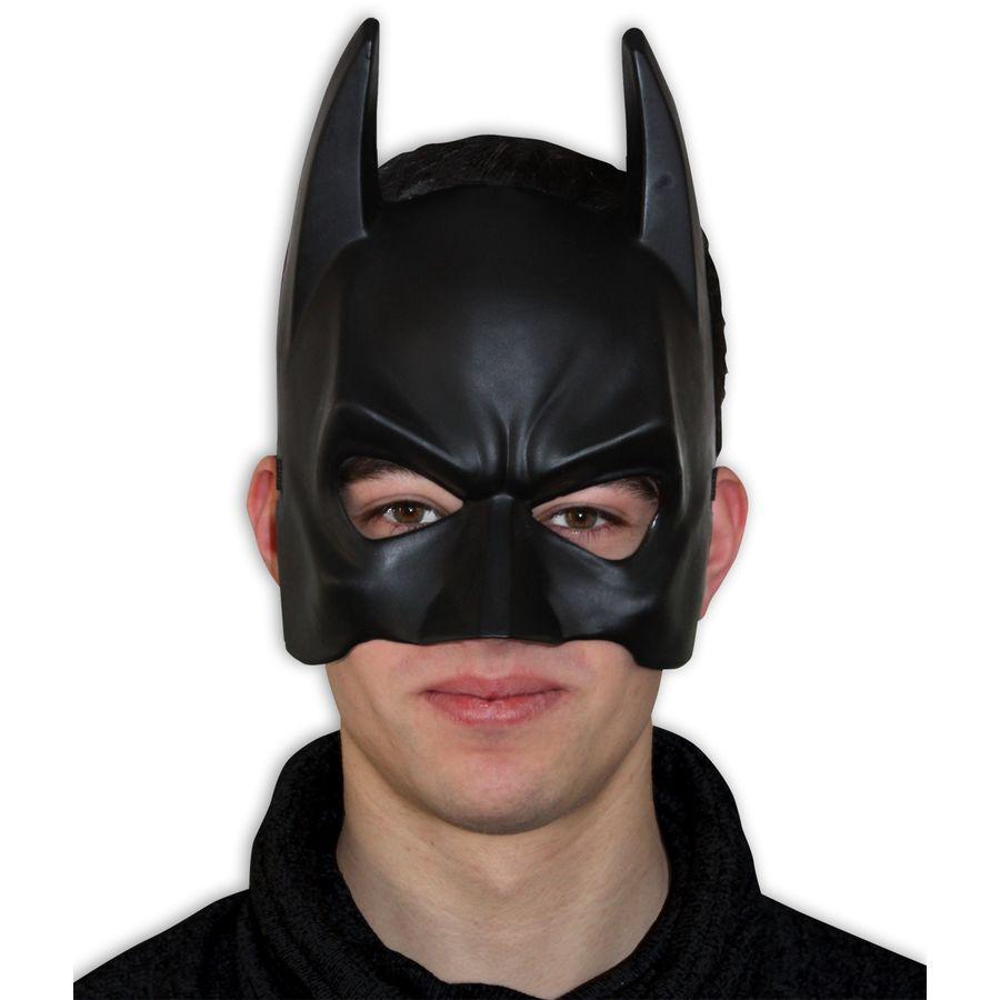 original batman maske zum verkleiden im fanshop entdecken. Black Bedroom Furniture Sets. Home Design Ideas