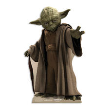 Star Wars Stand Up Yoda