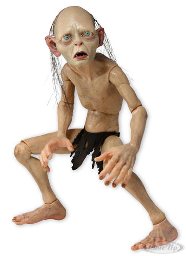 Lord of the Rings Actionfigur Smeagol 12