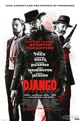 Django Unchained Poster Life, Liberty...