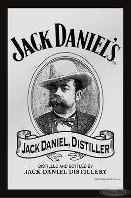 Jack Daniel´s Spiegel Old Destiller