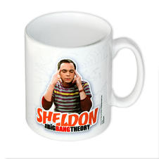 The Big Bang Theory Tasse