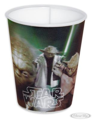 Star Wars 3D-Lentikular-Becher Yoda