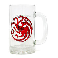 Game of Thrones Glas-Bierkrug