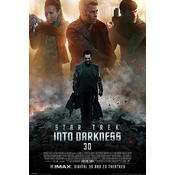 Star Trek Into Darkness Poster movie poster