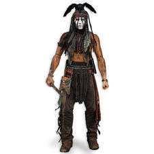 The Lone Ranger Actionfigur