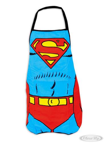 Superman Logo Koch- und Grillschürze im Comicdesign - Sonstige Textilien