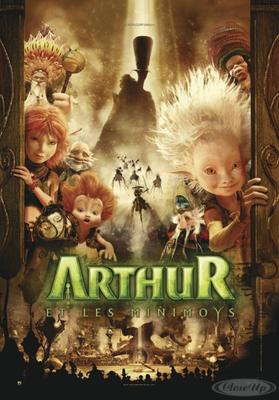 Arthur and the Minimoys Poster