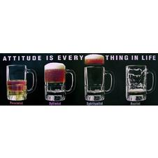 Attitude Is Everything In Life