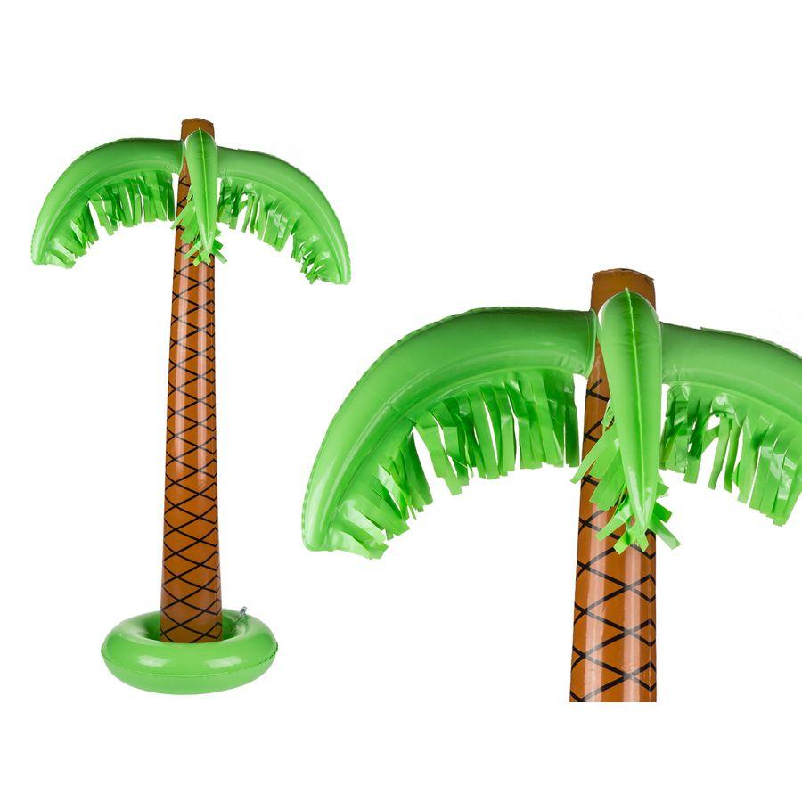 tropische palme aufblasbar aus pvc 86cm gro. Black Bedroom Furniture Sets. Home Design Ideas