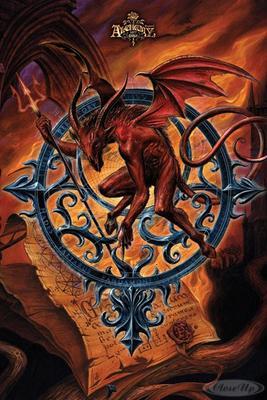 Alchemy Poster Astrolabeus