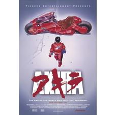 Akira 2001 Poster Re-Release