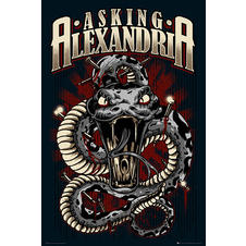 Asking Alexandria Poster