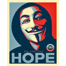 Anonymous Miniposter
