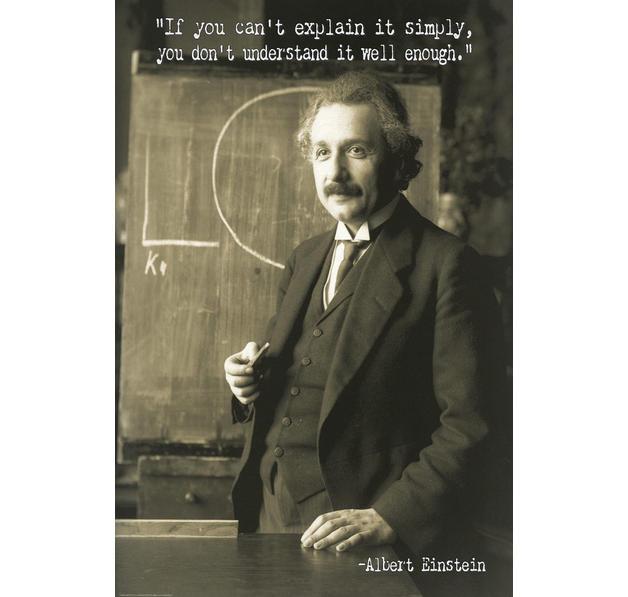Zitat Des Tages Einstein Das Leben Ist Schön Zitate
