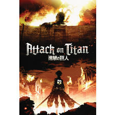 Attack On Titan XXL Poster