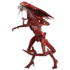 Aliens Genocide Red Queen