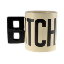 Alpha Mug Tasse BITCH