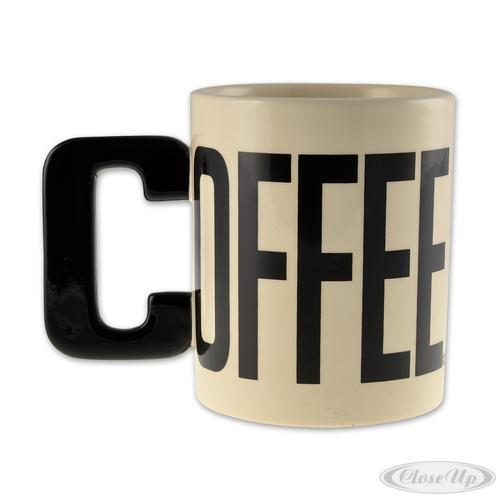 Alpha Mug Tasse COFFEE