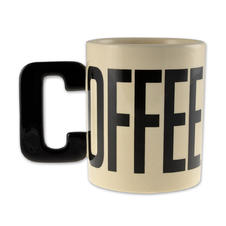 Alpha Mug Tasse COFFEE