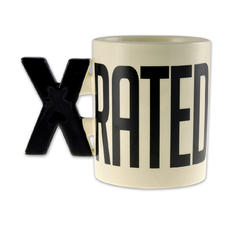 Alpha Mug Tasse X-RATED