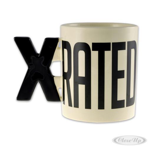 Alpha Mug Tasse X-RATED
