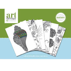 Art Therapy Natur Poster zum