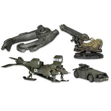 Alien Cinemachines Modelle