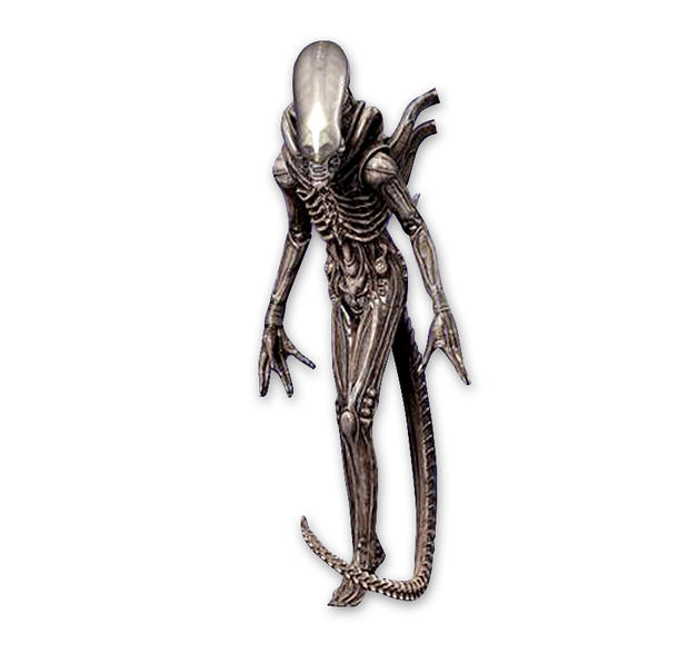 alien xenomorph big chap artfx statue bei close up. Black Bedroom Furniture Sets. Home Design Ideas