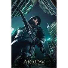 Arrow Poster Green Arrow