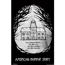American Horror Story Poster -