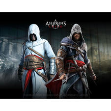 Assassin's Creed Wallscroll