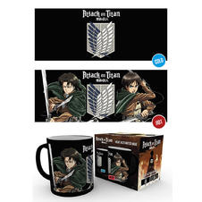 Attack on Titan Thermo effect mug
