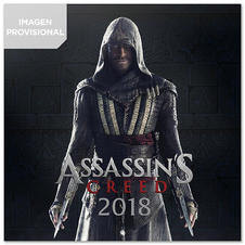 Assassin's Creed Kalender 2018