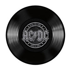 AC/DC Mousepad High Voltage